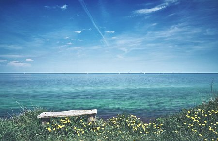 Kolonia widok na morze