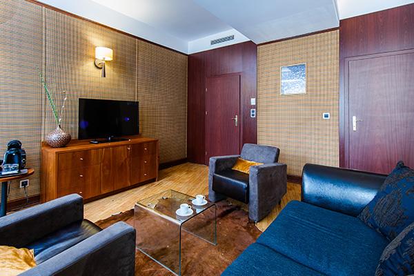 Grand Hotel Rzeszów - Apartament Prezydencki