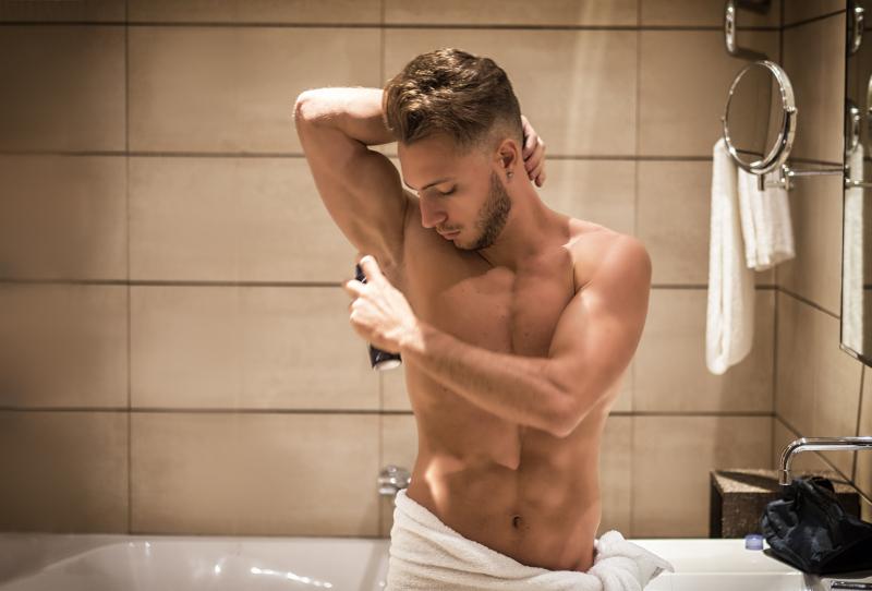 Jakie cechy powinien mieć antyperspirant dla mężczyzny