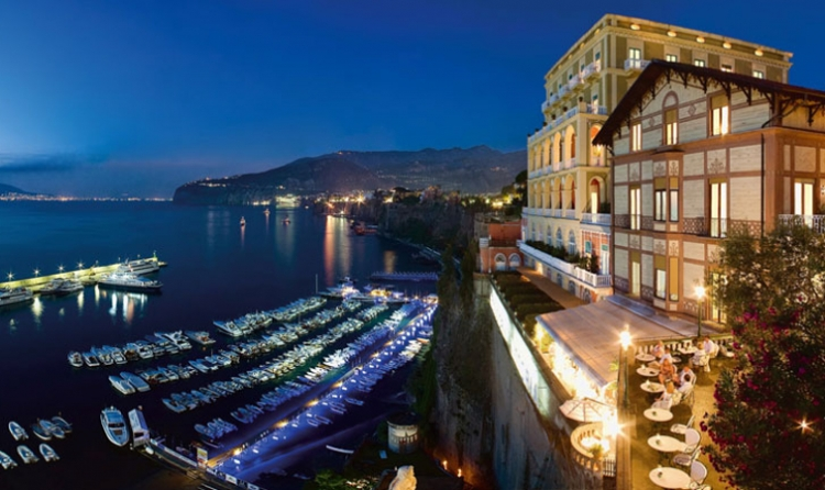 The Grand Hotel Excelsior Vittoria