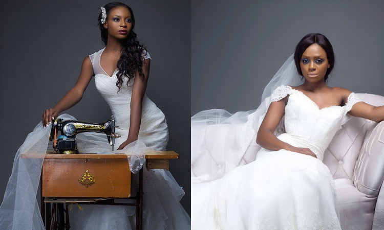 Aniké Midelė presents 'Enchanted' Autumn/Winter 2016 Bridal Collection