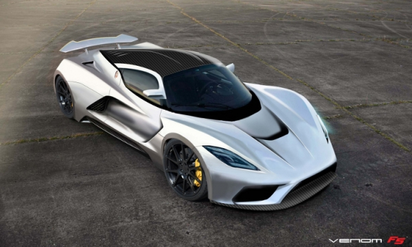 Hennessey Venom F5: The Next Generation