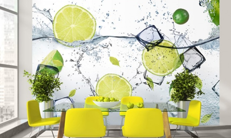 Unique wallpapers for your apartment