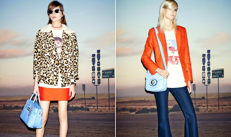 Coach Women Spring/Summer 2015 Collection