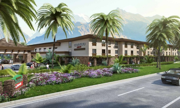 Courtyard Hotel To Open In Laie, Hawaii
