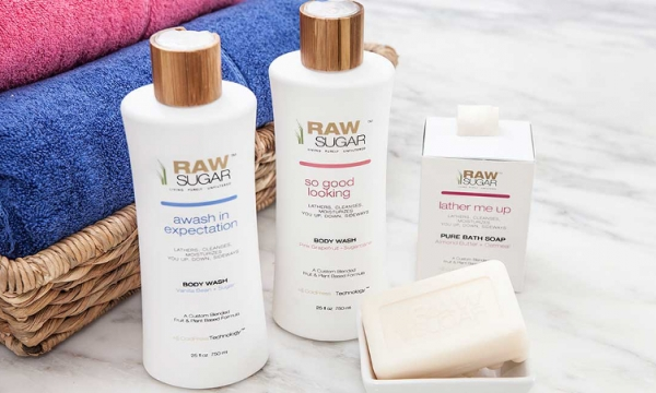 Exclusive Line of Pure Bath Soaps and Body Washes