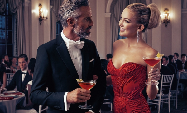 Voting Begins as Campari® Takes a Stand for Its BitterSweetness With Kate Hudson as Leading Lady in the 2016 Campari Calendar