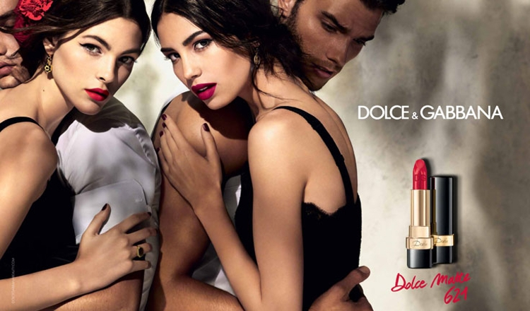 The must have lipstick Dolce