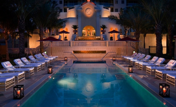 Luxury Acqualina Resort and Spa