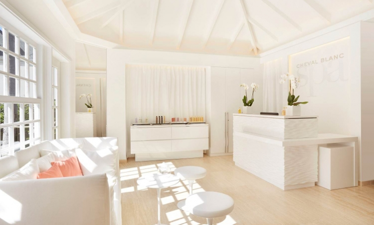 Opening of Cheval Blanc Spa in Saint Barthelemy