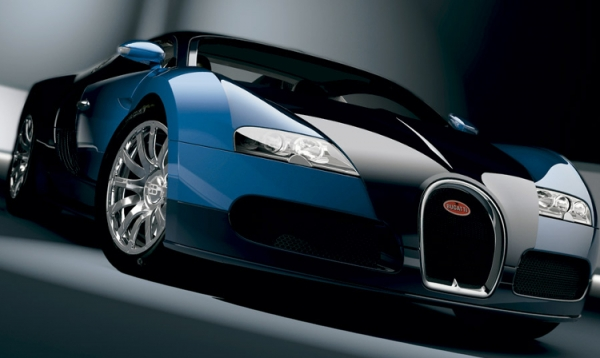 Bugatti Aesthetic Principles of a Super Sports Car