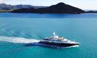 Burgess takes part in Superyacht Designer Competition