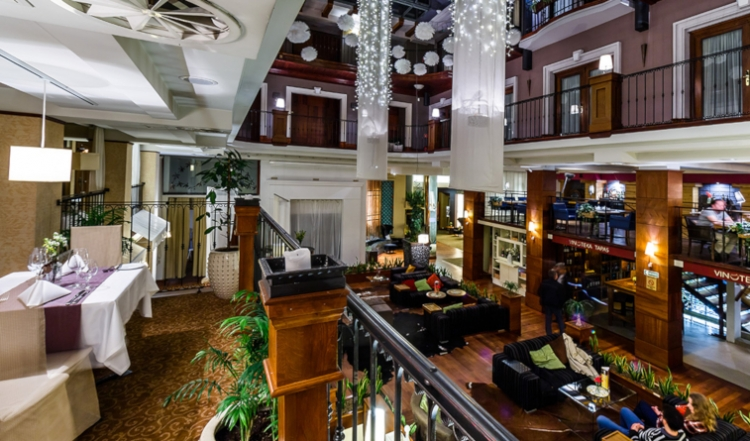 Grand Hotel Boutique w centrum Rzeszowa