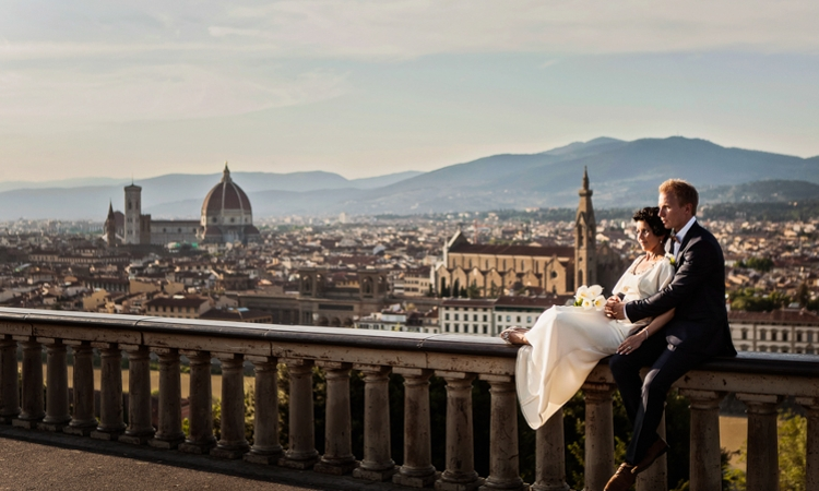 Luxury Weddings in Florence