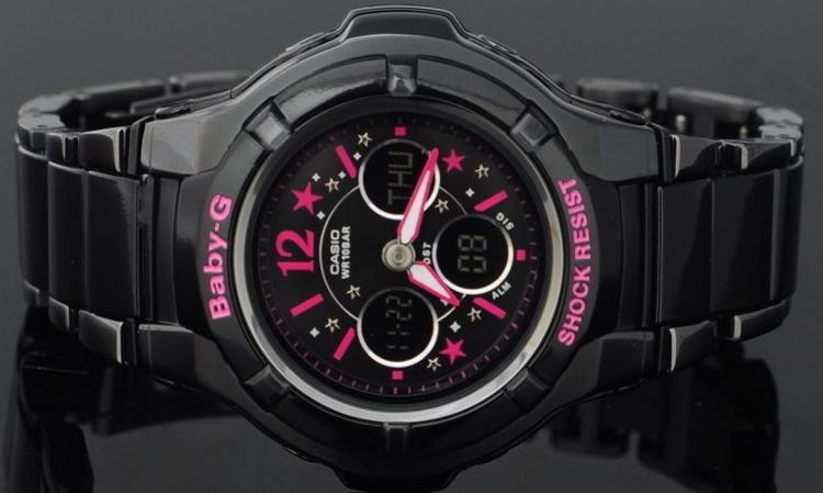Casio BABY-G collaborates with SIBLING