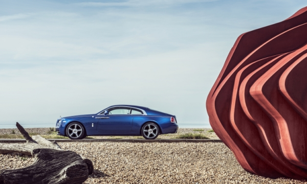 Rolls-Royce Wraith Celebrated As A Future Classic At The Nec Classic Car Show