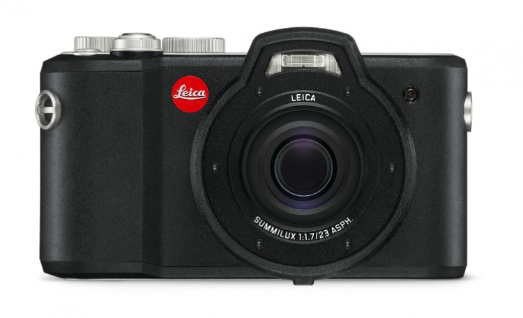 The First Outdoor & Underwater Camera  Leica X-U