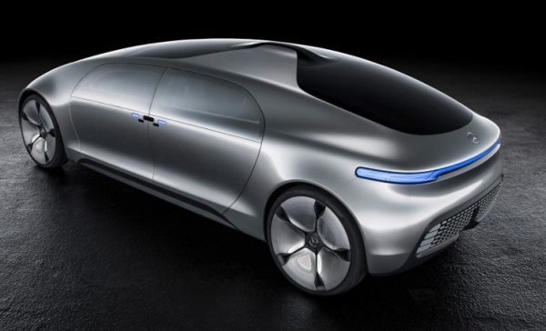 The Mercedes-Benz F 015
